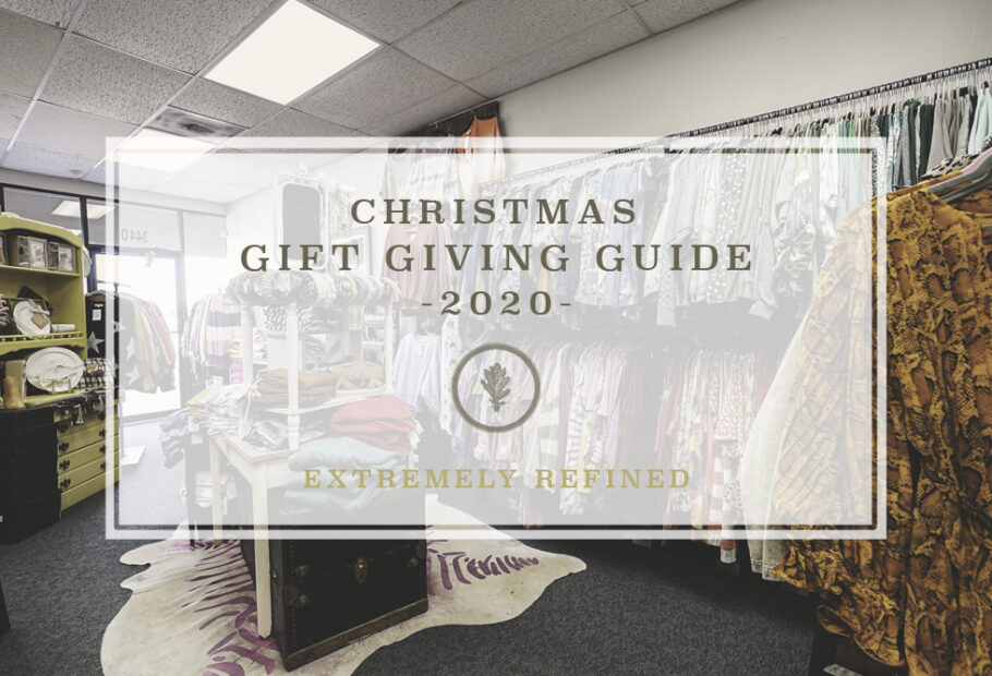 Gift Giving Guide 2020 // Extremely Refined